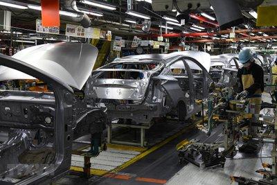 Tình trạng thiếu hụt các bộ phận sản xuất tại Đông Nam Á buộc Toyota phải tạm dừng sản xuất.