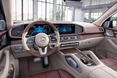 Giá lăn bánh xe Mercedes-Maybach GLS 600 4MATIC 2021 A4