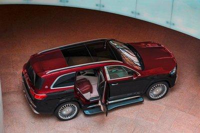 Mercedes-Maybach GLS 600 4Matic sẽ cạnh tranh với một số đối thủ như Bentley Bentayga, Range Rover Autobiography.