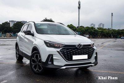 """Xe Trung Quốc BAIC X55 giảm """"nhiệt"""" còn 508 triệu, cạnh tranh với xe chiếu dưới trong mùa Covid 1"""