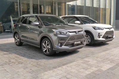 """Bóc tách"" hai bản Toyota Raize 2021, có đủ hấp dẫn đấu Kia Sonet? a1"
