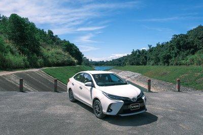 Toyota Việt Nam và hệ thống đại lý hỗ trợ lệ phí trước bạ lên đến 30 triệu đồng cho khách hàng mua xe Vios.