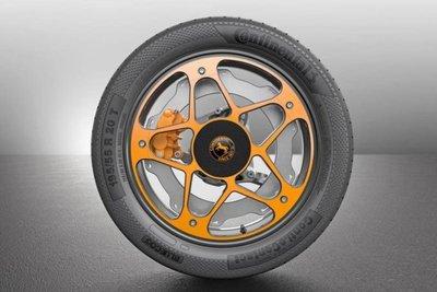 New Wheel Concept