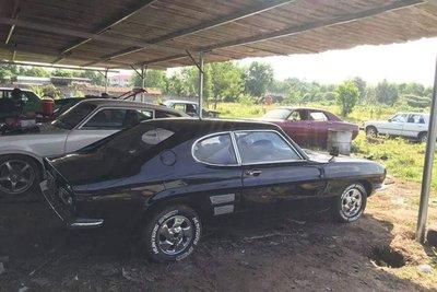 Sau hơn 40 năm, Ford Capri vẫn có giá ngang Honda City RS a2