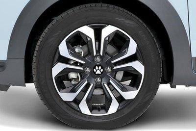 Honda Dog bánh xe 1