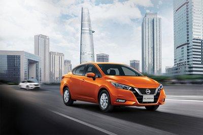 Nissan Almera 2021 ra mắt, giá cao nhất 579 triệu đồng, khách hàng đặt xe sớm nhận ngay ưu đãi 40 triệu đồng a1