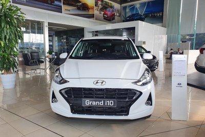 Hyundai Grand i10 thế hệ mới có thiết kế khác biệt hẳn so với thế hệ tiền nhiệm  1
