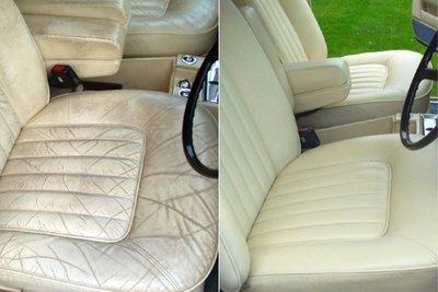 Mẹo xử lý vết nứt ghế da ô tô hiệu quả tại nhà ngay trong mùa dịch.