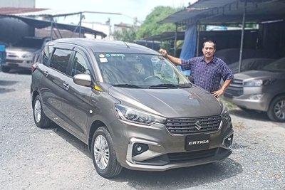 Người dùng điểm danh sự thực dụng của MPV 7 chỗ Suzuki Ertiga a1