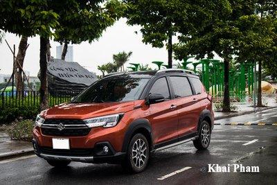 Suzuki XL7 có mức giảm dao động 30-60 triệu đồng.