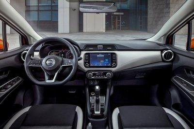 Giá của Nissan Almera 2021 cao ngang ngửa Toyota Vios, Honda City và Kia Cerato.