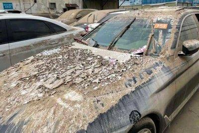 Khó có khả năng những chiếc xe bị ngập lụt tại Trung Quốc được đưa về Việt Nam..