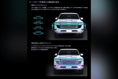 Toyota Land Cruiser 2022 Head Lights Matter