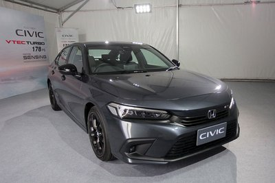 Honda Civic 2022 ra mắt Thái Lan, Việt Nam sẽ là thị trường tiếp theo? a1