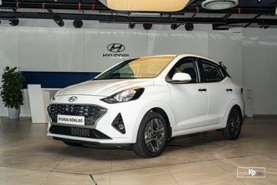 Cận cảnh Hyundai Grand i10 Sedan 2021: Nhiểu thay đổi, có thể khiến Kia Soluto mất khách a1