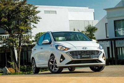 Ra mắt Hyundai Grand i10 2021, giá khởi điểm từ 360 triệu đồng a5