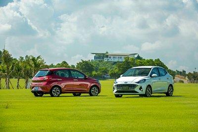 Ra mắt Hyundai Grand i10 2021, giá khởi điểm từ 360 triệu đồng a1