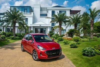 Ra mắt Hyundai Grand i10 2021, giá khởi điểm từ 360 triệu đồng a2