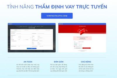 VinFast chính thức triển khai bán xe online.