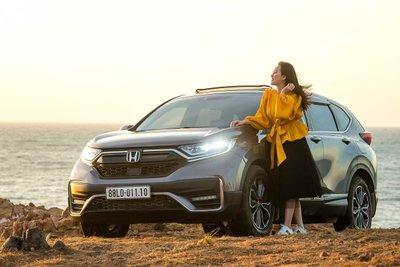 HVN bán 1.257 xe trong tháng 7, Honda CR-V chiếm hơn 57% doanh số 1