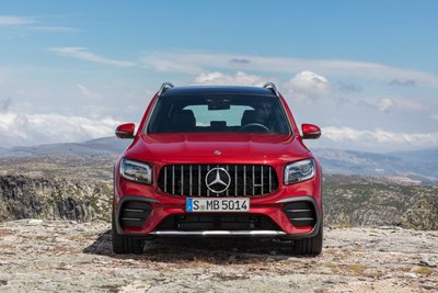 Giá lăn bánh xe Mercedes-Benz GLB 35 4MATIC 2021, tạm tính cao nhất hơn 3 tỷ đồng.