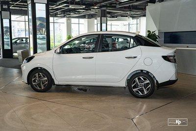Hyundai Grand i10 vừa ra mắt phiên bản hoàn toàn mới với nhiều sự nâng cấp về trang bị.