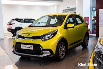 bước sang năm 2021, trung bình mỗi tháng Kia chỉ bán được hơn 300 xe Morning 1