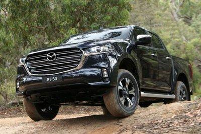 Trong tháng 8, Mazda BT-50 thế hệ mới sẽ ra mắt thị trường.