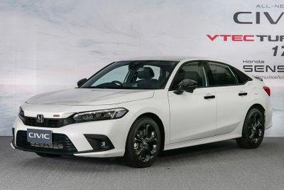 Honda Civic 2022 ở Thái sẽ không sử dụng động cơ xăng hút khí tự nhiên 2.0l.