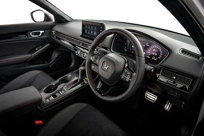 Nội thất Honda Civic 2022.