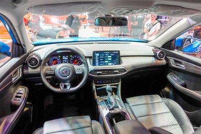 Thiết kế nội thất xe MG HS 2.0 1