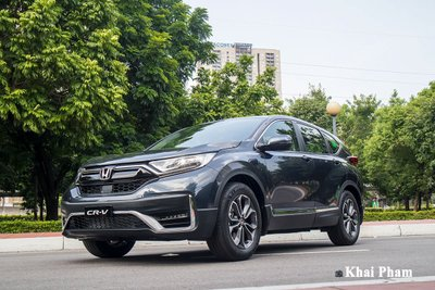 Tháng 7 vừa qua đánh dấu sự trở lại của Honda CR-V trong phân khúc CUV/SUV hạng C.
