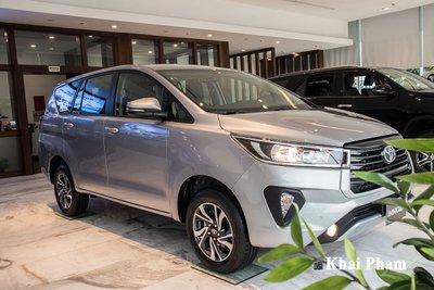Toyota Innova chắc chân trong Top 10 xe bán chậm nhất thị trường.  1