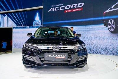 Honda Accord dẫn đầu nhóm xe bán chậm tháng 7 1