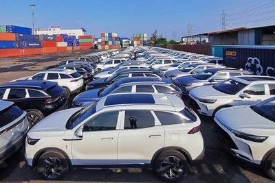 Việt Nam chi hơn 2 tỷ USD nhập khẩu ô tô, xe Trung Quốc vẫn chiếm ưu thế.