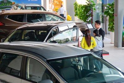 Khu vực Đông Nam Á đã tiêu thụ tổng cộng 1,394 triệu xe ô tô các loại, tăng 41,4% so với năm cùng kỳ năm 2020