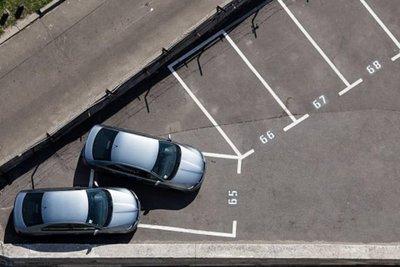 đỗ xe không đúng chuồng