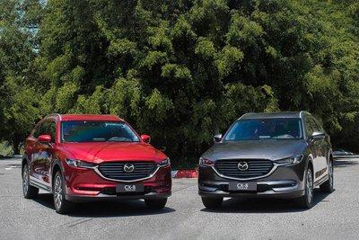 Ưu đãi tháng Ngâu, khách mua xe Mazda được hỗ trợ đến 120 triệu đồng.