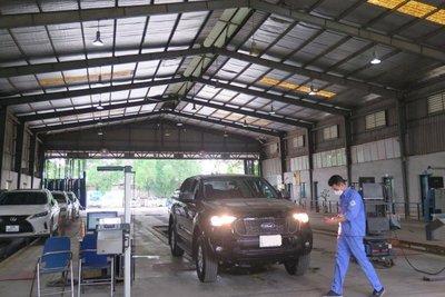 Chính thức tăng thời hạn đăng kiểm cho ô tô kinh doanh vận tải thêm 6 tháng.