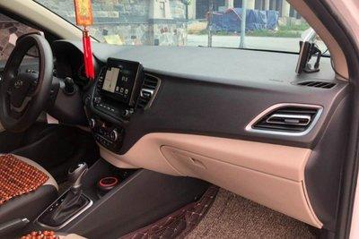 Hyundai Accent 2021 chạy 5.000km bán lại lỗ nguyên tiền đăng ký a3
