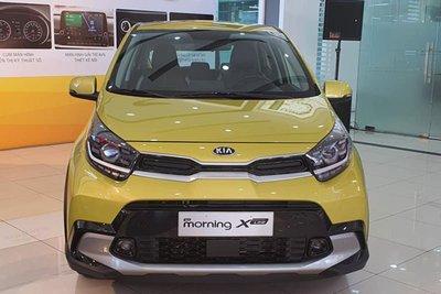 Kia Morning là mẫu xe được ưa chuộng trong phân khúc A 1