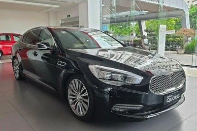 Cách đây không lâu, khách mua xe Kia Quoris tại thời điểm này sẽ nhận được ưu đãi trị giá 569 triệu đồng.
