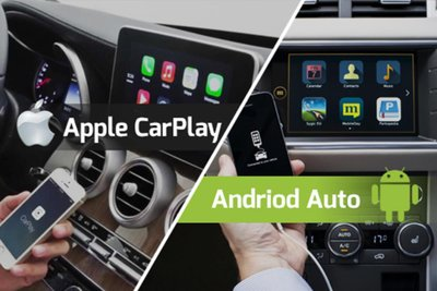 Apple CarPlay/Android Auto
