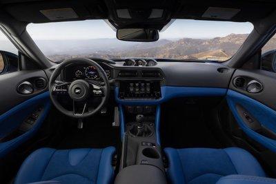 Nissan Z 2023 nội thất