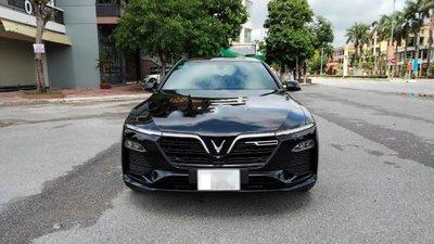Đây là giá xe VinFast Lux A2.0 sau hơn 200km lăn bánh, xuất xứ xe nói lên mức giá a1