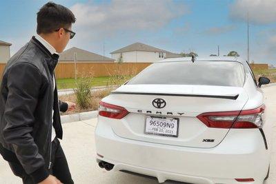 Người Việt đánh giá chi tiết Toyota Camry 2021 sắp về Việt Nam: Thể thao, tiện nghi hơn a5
