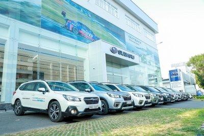 Subaru ưu đãi 100% Lệ phí Trước bạ cùng các ưu đãi hấp dẫn hỗ trợ khách hàng a2