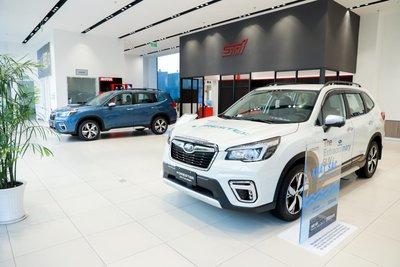 Subaru ưu đãi 100% Lệ phí Trước bạ cùng các ưu đãi hấp dẫn hỗ trợ khách hàng 1