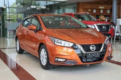 Nissan Almera 2021 có giá từ 469 triệu đồng.