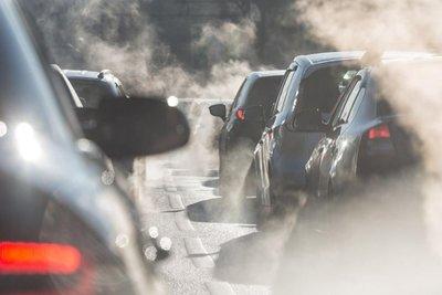khí thải xe hơi